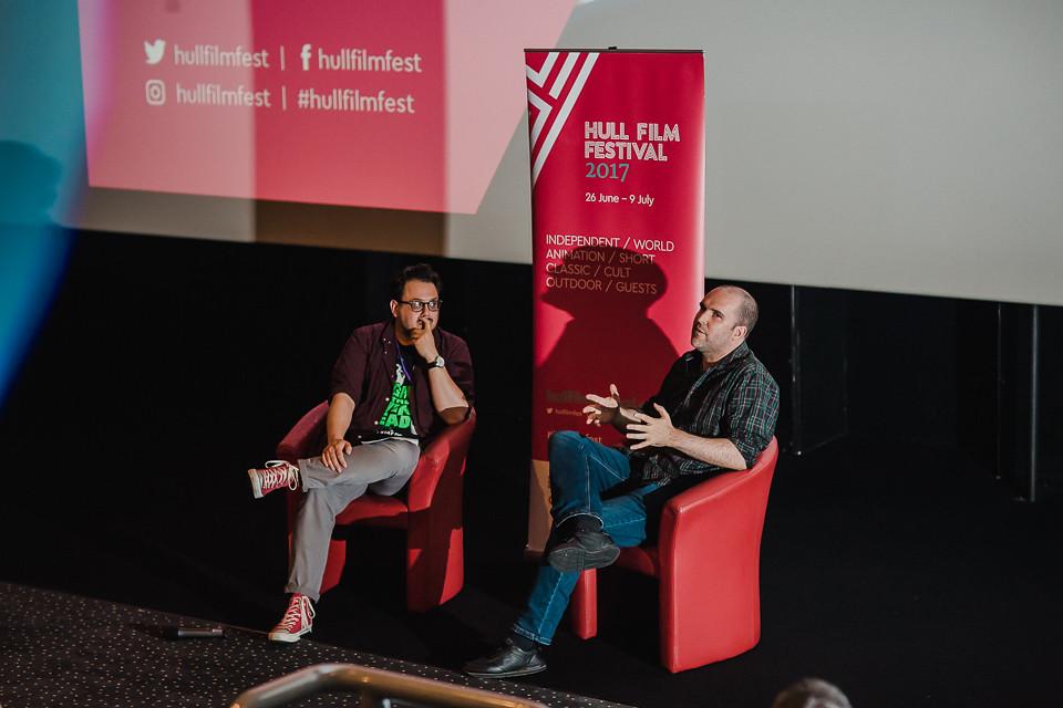 Hull Film Festival - Friday 30 June 2017.