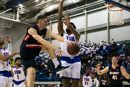Men's Basketball vs TSU
