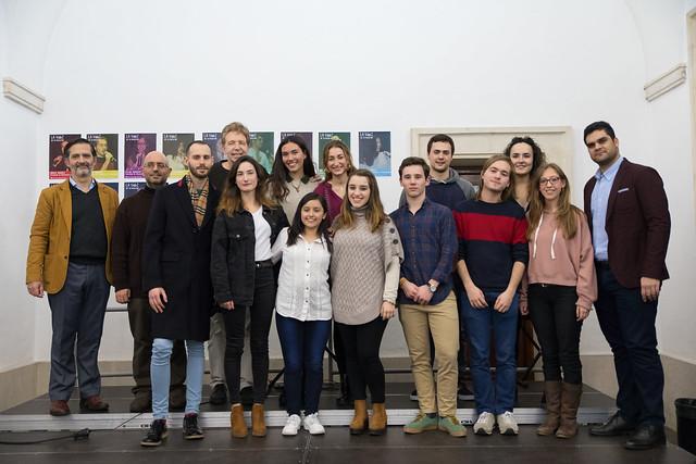 Semifinal La Voz - Facultad de Educación y Psicología / Ciencias