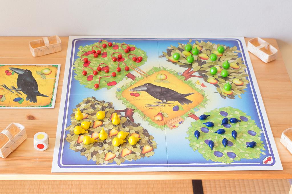 果樹園ゲーム セッティング