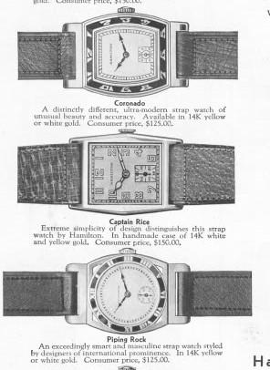 Hamilton 1931 Catalog p7 Clip