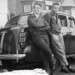 Maurice Stokes and Garry Shaw in Norman Road , Southampton in 1955