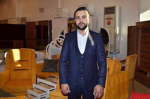 Murat Mobilya'nın sahibi Recep Tunç
