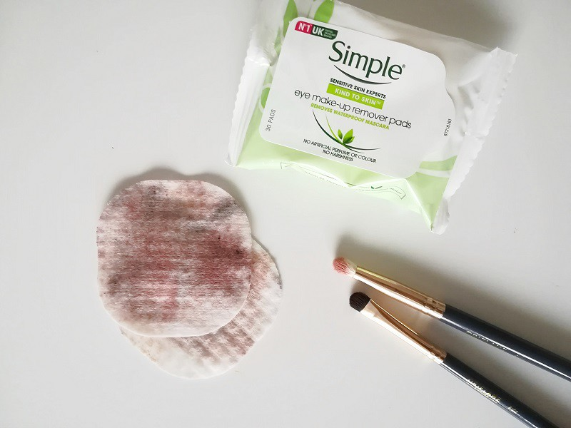 Simple Eye-Makeup Remover Pads (2)