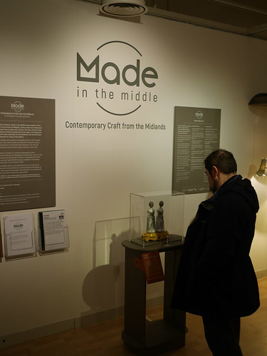 Made in the Middle at Rugby Art Gallery - 2