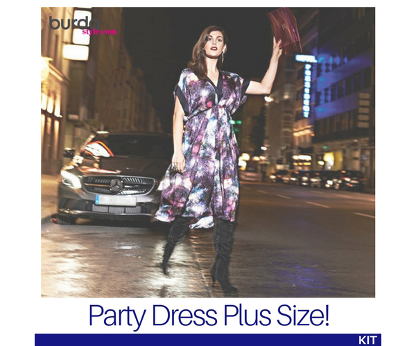 600 Party Dress Plus Size Kit MAIN