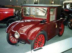 """Hanomag 2/10 PS """"Kommisbrot"""" (1924-28)"""