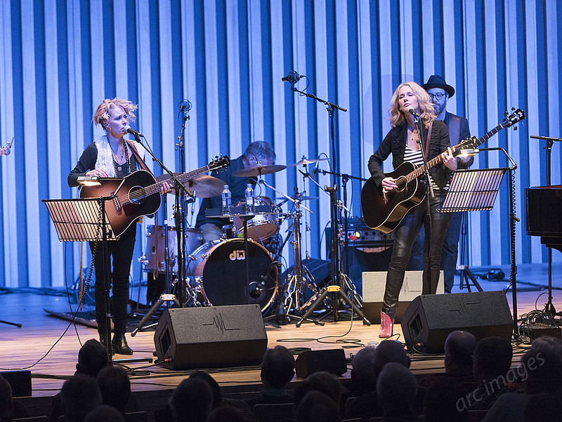 Shelby Lynne and Allison Moorer, The Stoller Hall, Manchester, 29/01/18