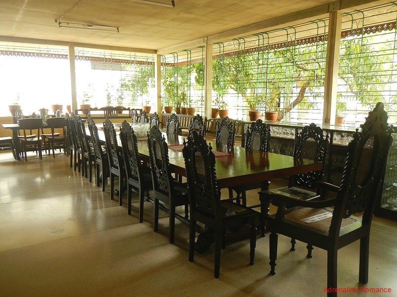 Formal dining room, Crisologo Museum