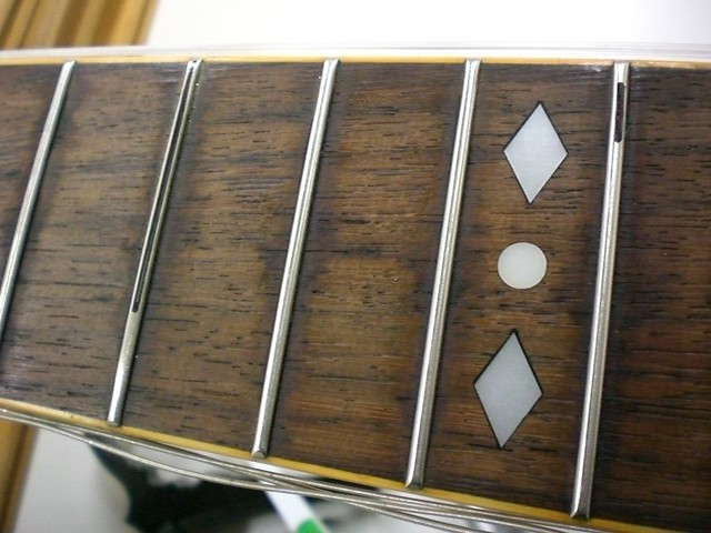 marked frets