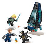 LEGO Marvel Super Heroes Avengers: Infinity War Outrider Dropship Attack (76101)