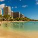 Waikiki Beach, Honolulu Oʻahu, Hawaii