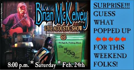 Brian McKelvey 2-24-18