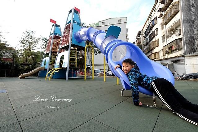 【台北特色公園】康樂綠地12