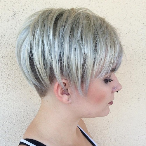 The Latest Trends of Short Choppy Haircuts 2018 - Nails C