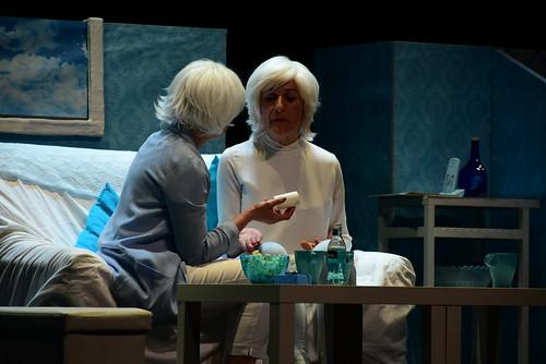 Festival de teatro aficionado Maru-Jasp Si algo puede suceder...