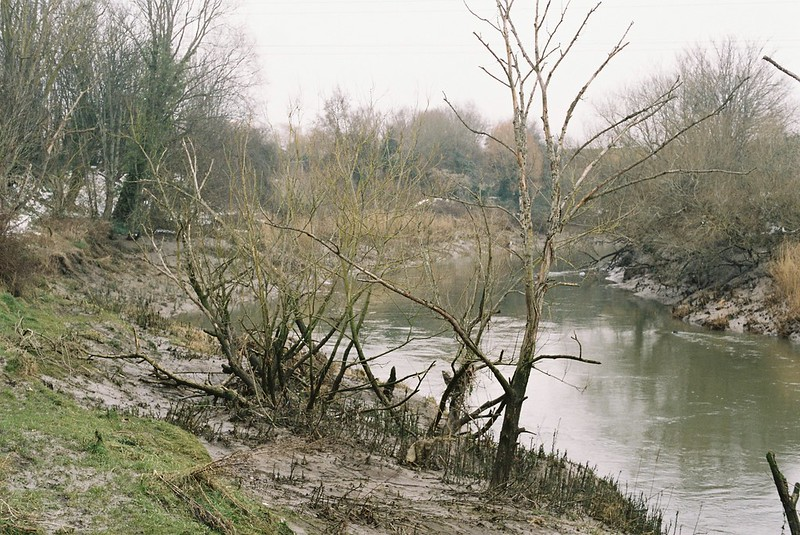 The closed and eroded path along the Avon