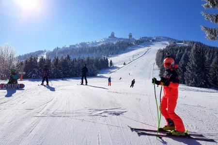 SNOW tour: Velký Javor – kopec s alpskou kulisou