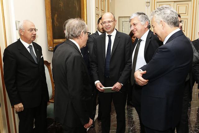 Italia e Iran firmano Accordo Quadro di finanziamento per investimenti in Iran