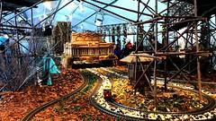 Miniature Pennsylvania Station @ NYBG VI