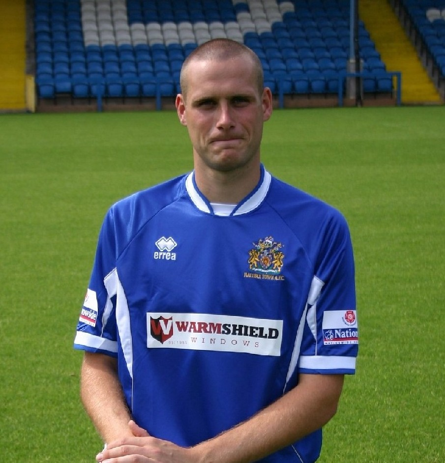 Adam Quinn - Centre Back.