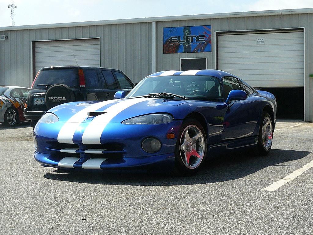 1997 Dodge Viper Venom GTS