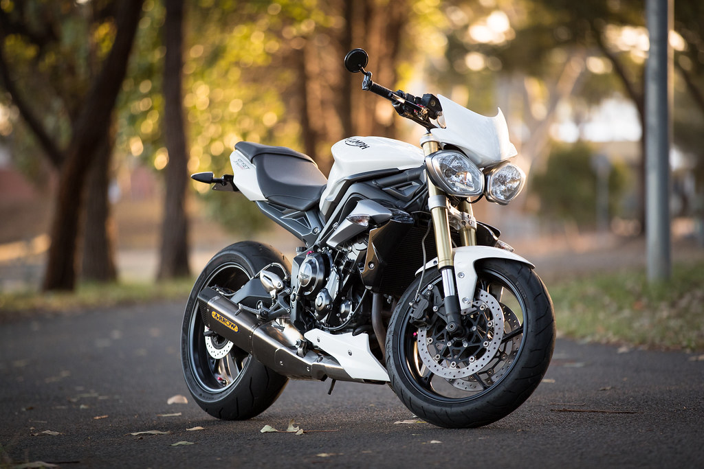 James Triumph Street Triple 660 Skd52 Mighty Car Mods Official