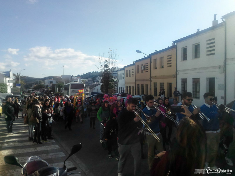 Pasacalles Carnaval 10/02/2018
