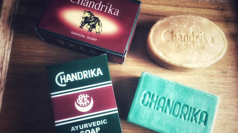 CHANDRIKA AYURBEDIC SOAP/ Sandal soap