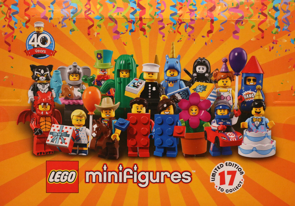LEGO Collectible Minifigures 71021 - Series 18
