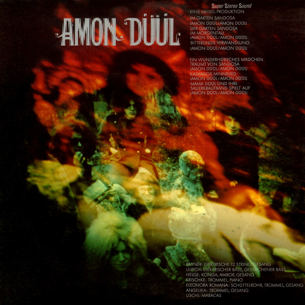 Amon Düül – Psychedelic Underground