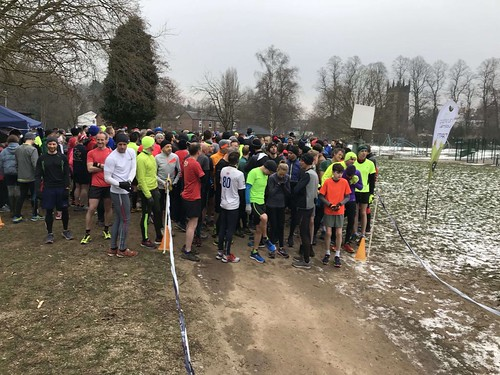 Wilmslow parkrun 3/3/18 by Mat