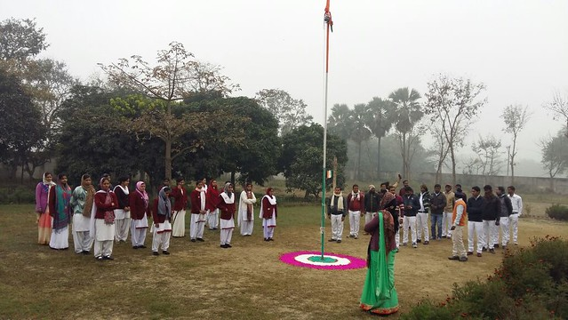 69th Republic Day Celebration At S.R.T.T.College
