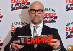 Stanley Tucci Heads For A Personal Struggle