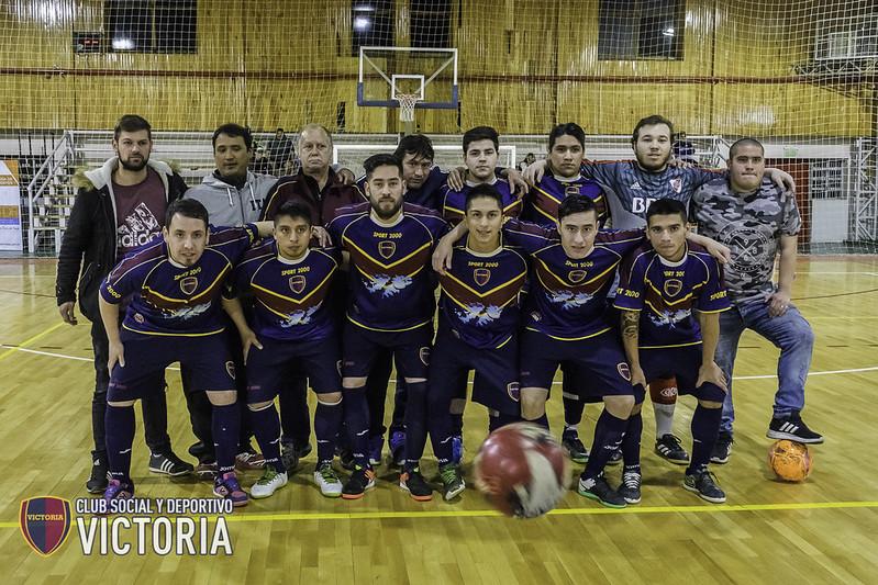 Futsal: Victoria A vs Escuela Argentina - 14/02/18