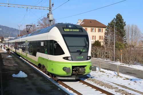 2018-02-14, transN/CFF, Les Geneveys-sur-Coffrane