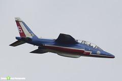 E88 6 F-TELL - E88 - Patrouille de France - French Air Force - Dassault-Dornier Alpha Jet E - Duxford - 130908 - Steven Gray - IMG_9771