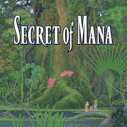 ecret of Mana
