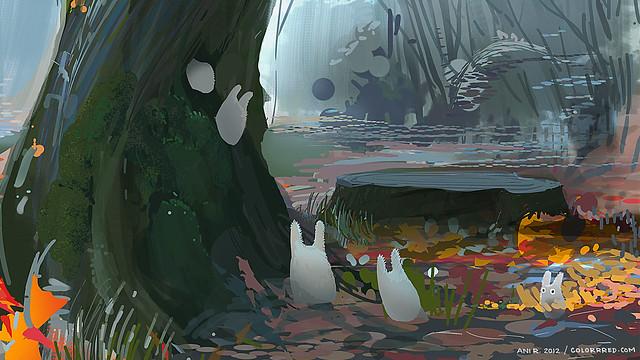 Древесные зайцы