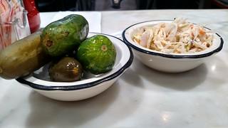 Bloom's Deli pickles