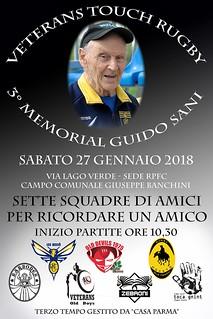 3° Memorial Guido Sani