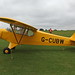 G-CUBW Wag-Aero Acro Trainer on 2 September 2016 Sywell