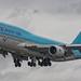 Korean Air Boeing 747-8B5 HL7633