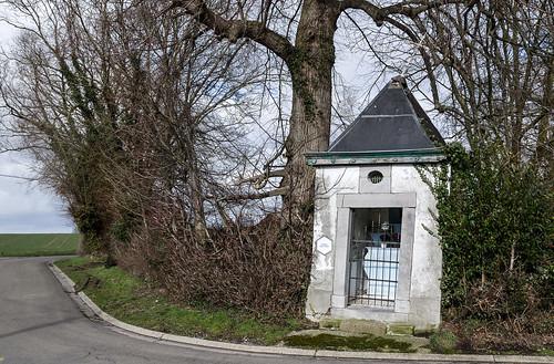 Berloz, chapelle Saint Joseph