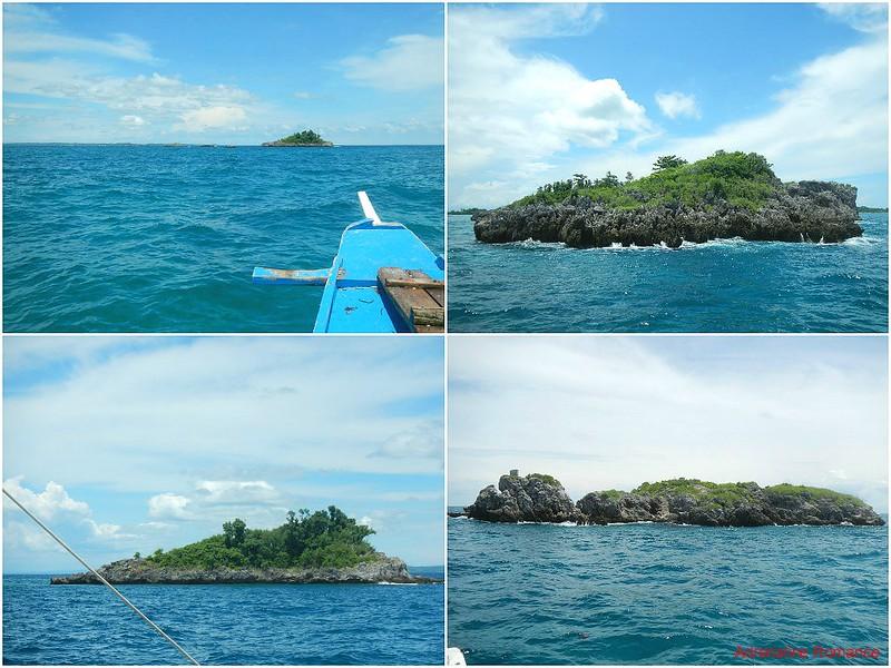 Islets surrounding Malapascua Island