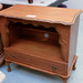 E60 oak 1 Drawer tv unit