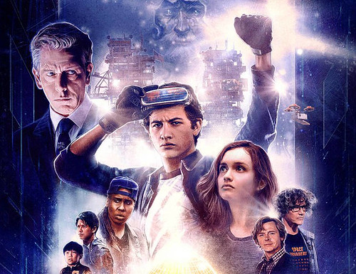 READY PLAYER ONE Final Trailer