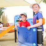 Launch of the transformed playground on Kepos Street, Redfern