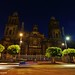 streaking through the metropolitan cathedral in mexico city