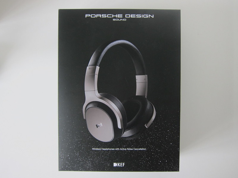 KEF - Space One Wireless Headphones - Box Front
